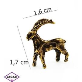 Figurka metalowa - zodiak Koziorożec ZM1