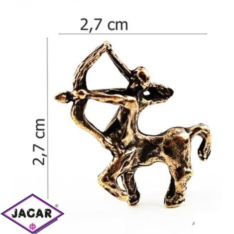 Figurka metalowa - zodiak Strzelec 10szt/op ZM2
