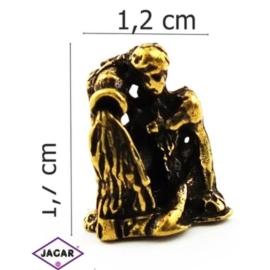 Figurka metalowa - zodiak Wodnik ZM6