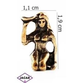 Figurka metalowa - zodiak Panna ZM8