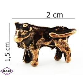 Figurka metalowa - zodiak Byk ZM7