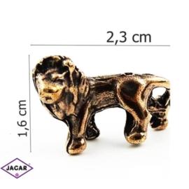 Figurka metalowa - zodiak Lew ZM4