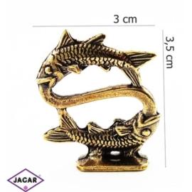 Figurka metalowa - zodiak Ryby ZD4