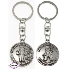 Brelok metalowy - amulet szczęścia - MB18