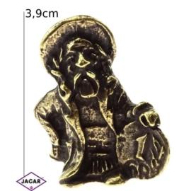 Figurka metalowa - Żyd z pieniążkiem - 5szt/op FR9