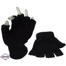 Rękawiczki - czarne - długość 19cm RK21