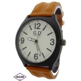 Zegarek męski - brązowy - szer:5cm Z61