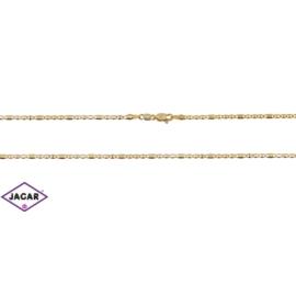 Łańcuszek pozłacany Xuping - Ankier - 45cm LAP108