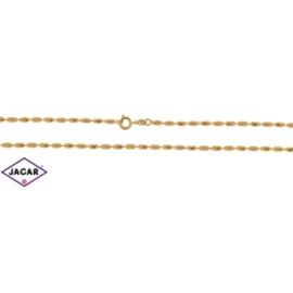 Łańcuszek pozłacany Xuping - 50cm LAP116
