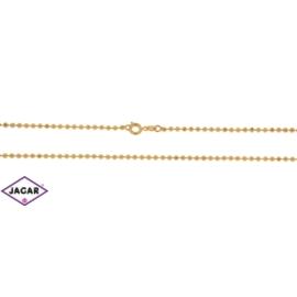 Łańcuszek pozłacany Xuping - 50cm LAP117