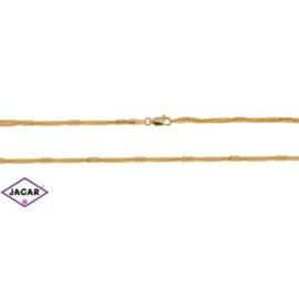 Łańcuszek pozłacany Xuping - 60cm LAP124