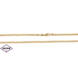 Łańcuszek pozłacany Xuping - Love - 60cm LAP125