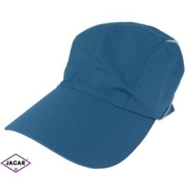 Czapka sportowa - niebieska -  rozm.56-58 CN118