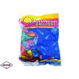 Balony kolorowe z połyskiem - 100 szt. BL2