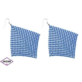 Kolczyki - kolor niebieski - EA208