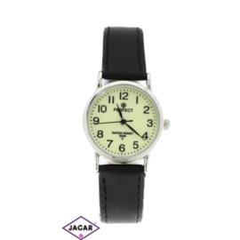 Zegarek damski - czarny - szer: 3 cm Z128