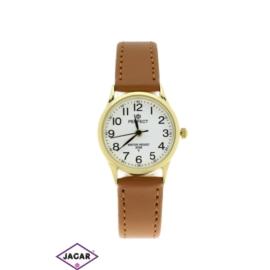 Zegarek damski - czarny - szer: 3 cm Z132