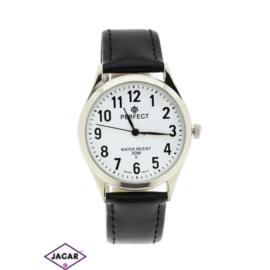 Zegarek męski - czarny - szer: 4 cm Z133
