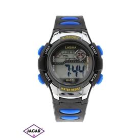 Zegarek dziecięcy - szary - szer: 4 cm Z141
