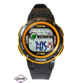 Zegarek młodzieżowy - szer: 3,5cm Z243