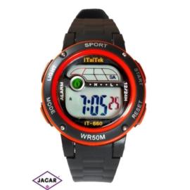 Zegarek młodzieżowy - szer: 3,5cm Z244