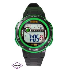Zegarek młodzieżowy - szer: 3,5cm Z245