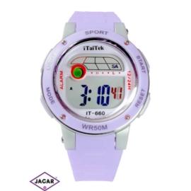 Zegarek młodzieżowy - szer: 3,5cm Z248