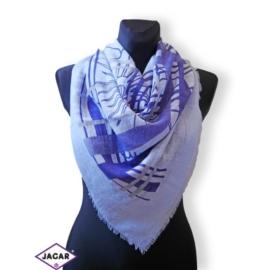 Chusta - niebieski - dł:140cm WO229