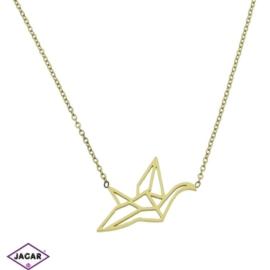 Celebrytka - origami - dł: 50cm CP239