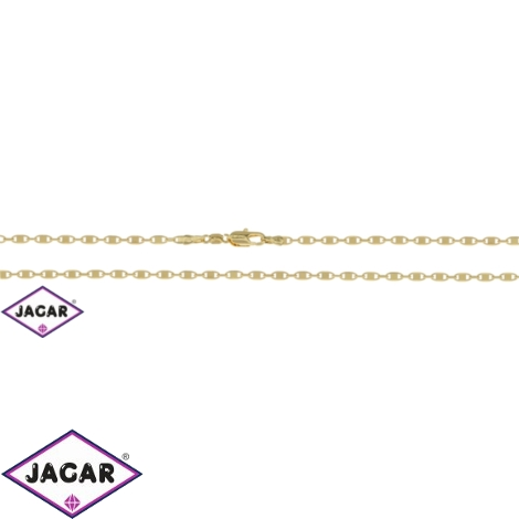 Łańcuszek pozłacany - dł: 50cm LAP264