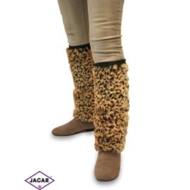 Ocieplacze na nogi - futerko - OCP01