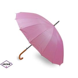 Parasol damski, automatyczny - różowy - PAR06
