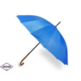 Parasol damski, automatyczny - niebieski - PAR08