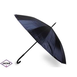Parasol damski, automatyczny - czarny - PAR10