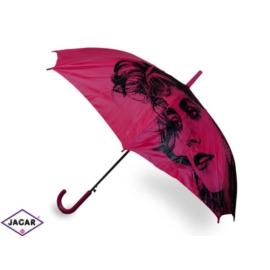 Parasol damski, automatyczny - fioletowy - PAR14