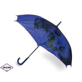 Parasol damski, automatyczny - granatowy - PAR15