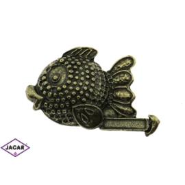 Magnes metalowy - ryba - MM33