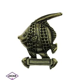 Magnes metalowy - ryba - MM34