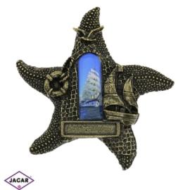 Magnes metalowy - rozgwiazda - MM46