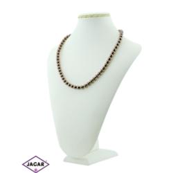 Naszyjnik perła brązowa - PER10 - 43/61