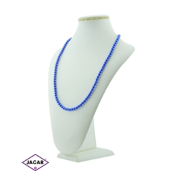 Naszyjnik perła chabrowa - PER79 - 43/51