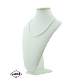 Naszyjnik perła mleczna - PER87 - 43/49