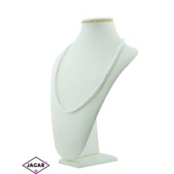 Naszyjnik perła mleczna - PER90 - 43/51
