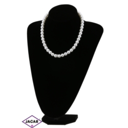 Naszyjnik perła biała - PER93 - 50/72