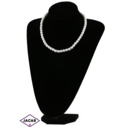 Naszyjnik perła biała - PER96 - 50/69