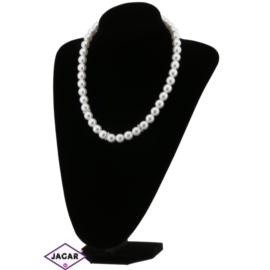 Naszyjnik perła biała - PER98 - 50/76