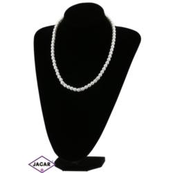 Naszyjnik perła biała - PER100 - 50/70