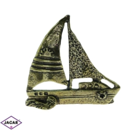 Figurka metalowa - kogut mały