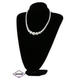 Naszyjnik perła biała - PER109 - 50/59