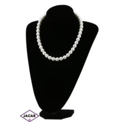 Naszyjnik perła biała - PER110 - 43/65